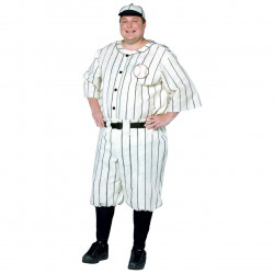 Fantasia Adulto Jogador de Baseball Beisebol XG