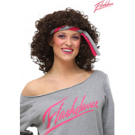 Peruca Flashdance Adulto