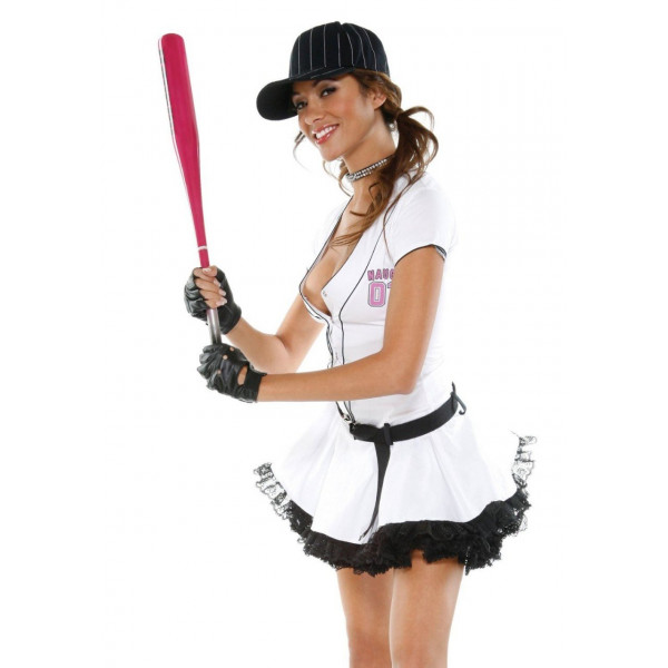 Fantasia Adulto Baseball Beisebol Sexy