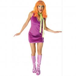 Fantasia Adulto Daphne Scooby Doo