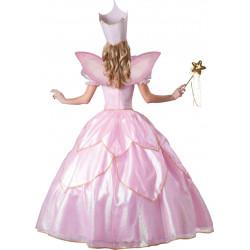 Fantasia Adulto Fada Madrinha Glinda Luxo