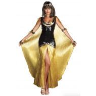 Fantasia Cleópatra Clássico Adulto Luxo Feminino