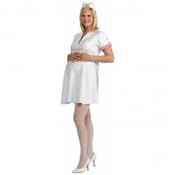 Fantasia Adulto Grávida Enfermeira