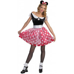 Fantasia Adulto Minnie Mouse