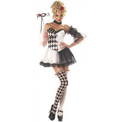 Fantasia Adulto Pierrot Sexy