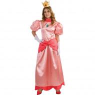 Fantasia Adulto Princesa Peach