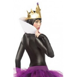 Fantasia Adulto Rainha Bruxa Malévola Clássica Sexy