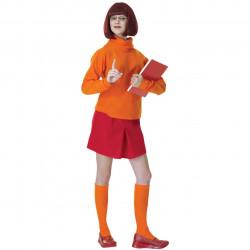 Fantasia Adulto Velma Scooby Doo