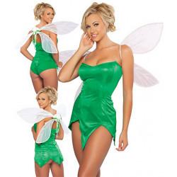 Fantasia Adulto Vestido da Sininho Sexy