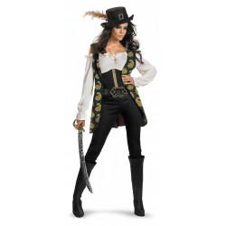 Fantasia Angélica Piratas do Caribe Adulto