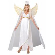 Fantasia Anjo da Guarda Divino Adulto
