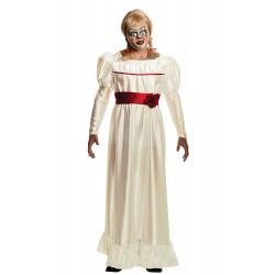 Fantasia Annabelle Chucky Adulto Luxo