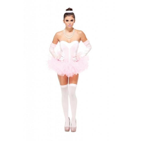 Fantasia Bailarina Sexy Adulto