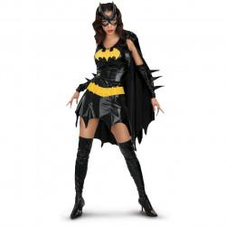 Fantasia Batgirl Adulto Luxo