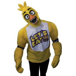Fantasia Chica Five Nights at Freddy's Adulto