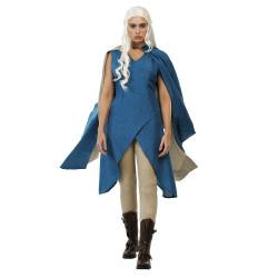 Fantasia Daenerys Targaryen Khaleesi Game of Thrones Adulto