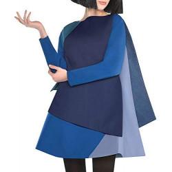 Fantasia Edna Mode Os Incríveis Adulto
