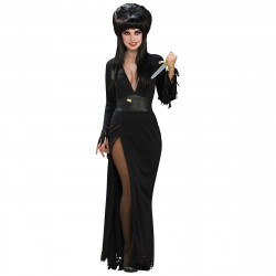Fantasia Elvira a Rainha das Trevas Deluxe