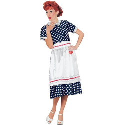 Fantasia I Love Lucy Luxo Adulto