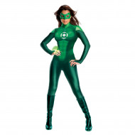 Fantasia Lanterna Verde Feminina