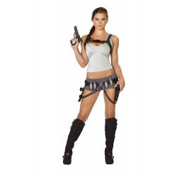 Fantasia Lara Croft Tomb Raider Luxo