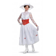 Fantasia Mary Poppins Clássica Luxo