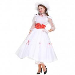 Fantasia Mary Poppins Elite Luxo Profissional