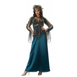 Fantasia Medusa Elegante Luxo
