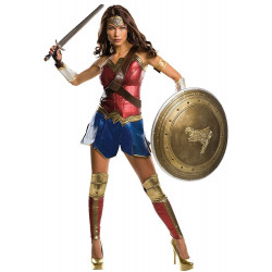 Fantasia Mulher Maravilha A Origem da Justiça Adulto Elite