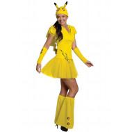 Fantasia Pokemon Pikachu Adulto