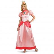 Fantasia Princesa Peach Adulto