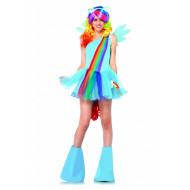 Fantasia Rainbow Dash My Little Pony Adulto