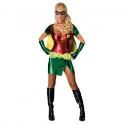 Fantasia Robin Feminino Adulto