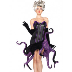 Fantasia Ursula da Pequena Sereia Adulto