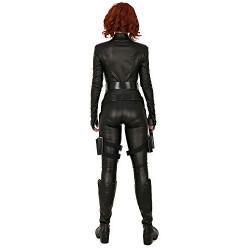 Fantasia Viúva Negra Luxo Adulto Os Vingadores Cosplay