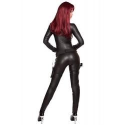 Fantasia Viúva Negra Luxo Adulto Os Vingadores Sexy