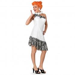 Fantasia Vilma Flintstone dos Flintstones Adulto Feminino Luxo