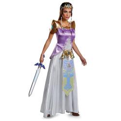 Fantasia Zelda Lenda da Zelda Sopro da Natureza Adulto Luxo