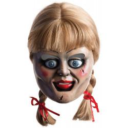 Máscara Annabelle Chucky Adulto Luxo
