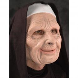 Máscara de Latex Freira Madre Superior