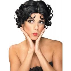 Peruca Betty Boop Luxo