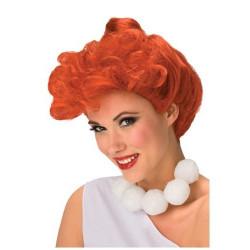 Peruca da Vilma dos Flintstones