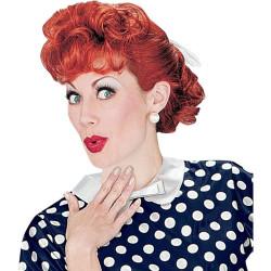 Peruca I Love Lucy Luxo Adulto