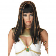Peruca Rainha Cleópatra