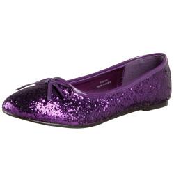 Sapato Rapunzel Lilás Luxo Adulto