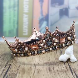 Tiara Coroa Princesa Profissional Adulto