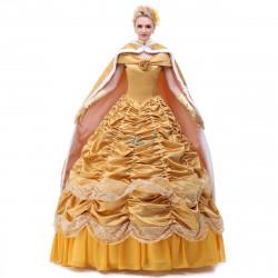 Vestidos de Rainha e Princesa em camadas Elite