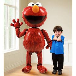 Balão Gigante de Ar Elmo
