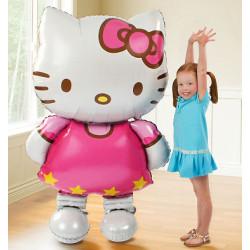 Balão Gigante de Ar Hello Kitty