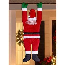 Decoração Natal Papai Noel Pendurado